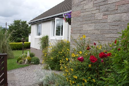 Brookford B&B,  two ensuite rooms, private lounge. - Saint John's Town of Dalry - Wikt i opierunek