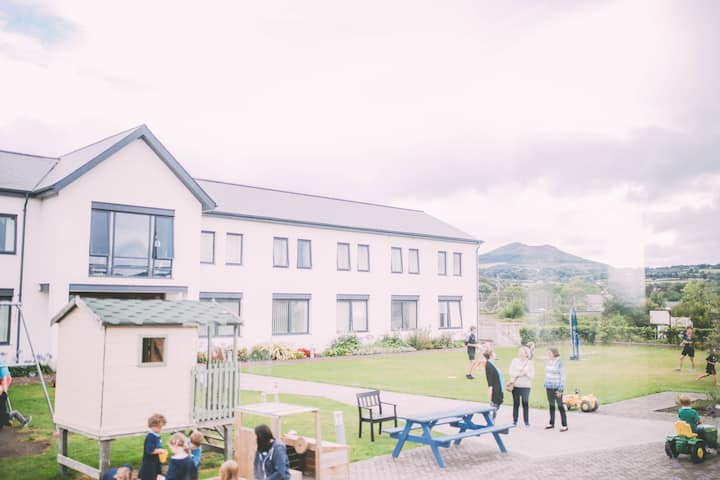 Bespoke accommodation for groups and individuals