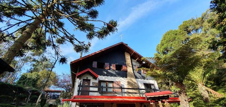 Casa Tekenfim Monte Verde