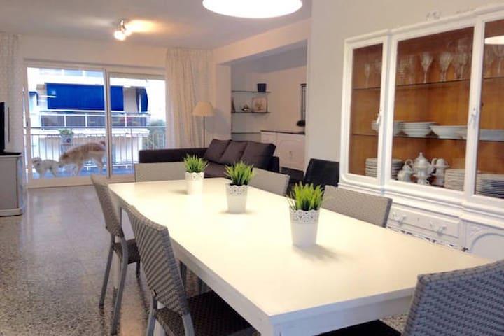 Hermosa habitación frente al mar - Gandia - Condominium