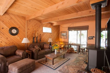 ♥Featured: Pinecone Hollow (No-Cleaning Fee)★★★★★