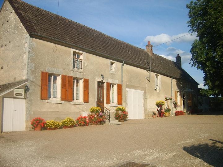 Chambre Hote Gite SuiteArmalou   Pouilly-sur-Loire