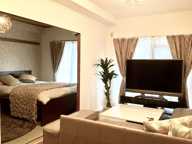 17 Next to Namba station Osaka Japan Near USJ - Osaka-shi, Naniwa-ku - Apartamento