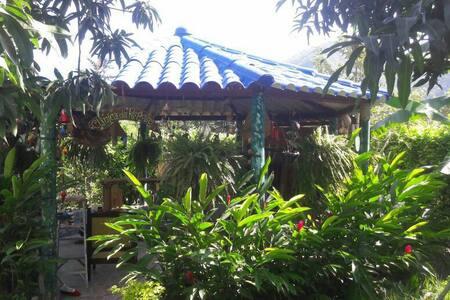 Casa campestre con piscina privada en Apulo - Anapoima - Dům