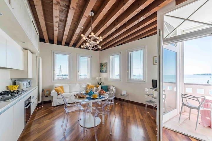 Spectacular view Laguna blu Venice 2019