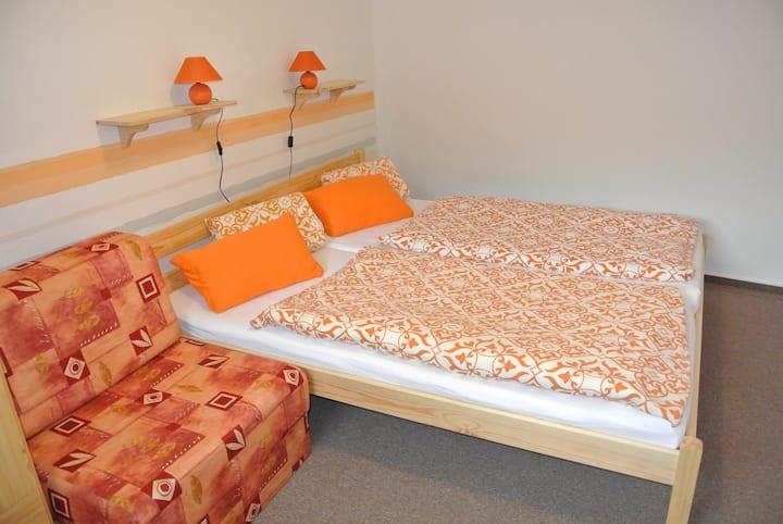 Apartmány Růženka - apartmán č. 9