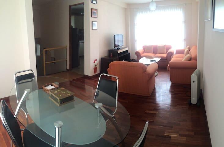 Cozy apartment near downtown - La Paz