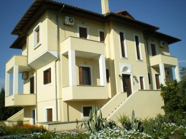Villa Christina - Amaliapoli - 獨棟