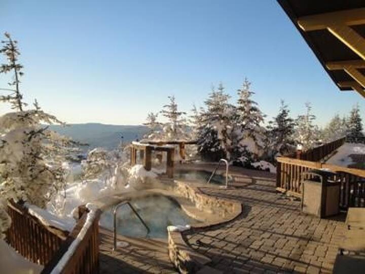 Rimfire Lodge | The Vertical Lift Condo