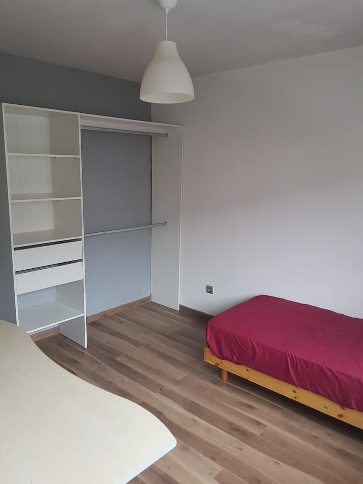 Chambre chr lille