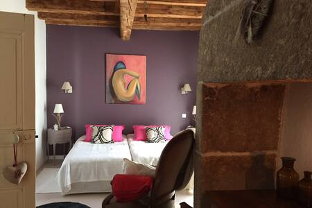 Chambre d hôtes en aubrac - La Chaze-de-Peyre