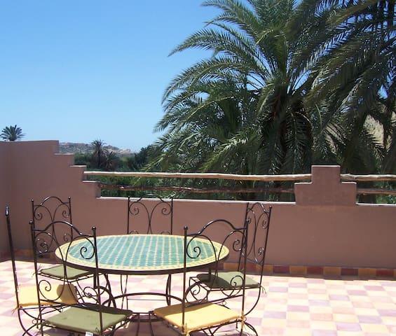 Maison Aourir(près Agadir), vue océan et montagne - Casa