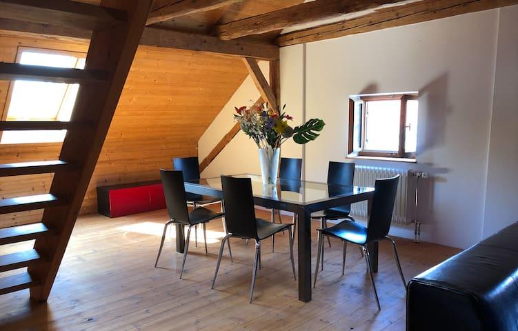 Loft im Landhaus - Zuhause im 5-Seen-Land/München