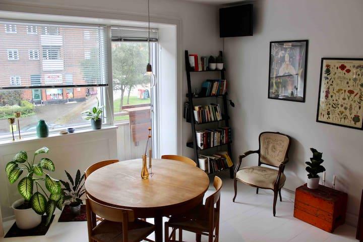 Lovely apartment in Nørrebro