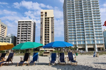 Oceanfront 2Bedrm/2Bath-Great Location & Amenities - Myrtle Beach