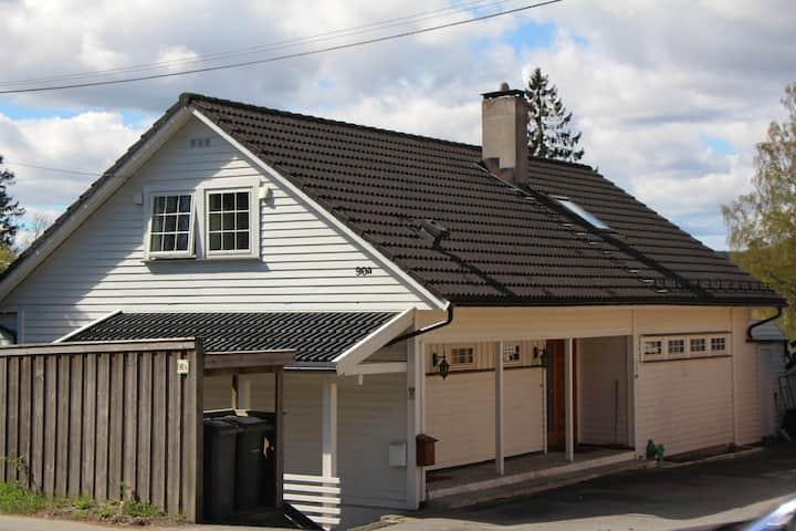 Arild og Toves hus