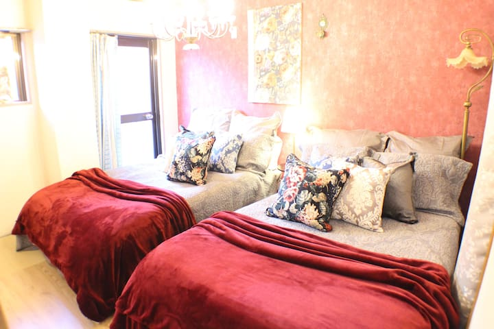 23) 10 min train NAMBA】Designer's Apartment