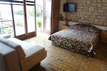 bed 200x160 and sofa bed 200x160