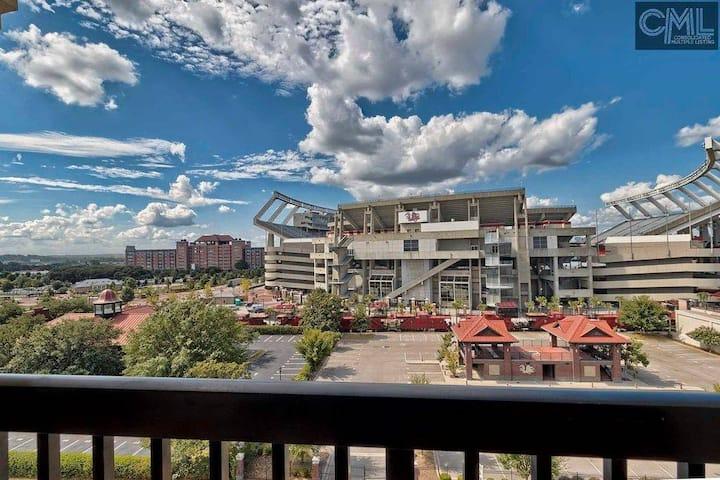 Gated Condo @ Williams-Brice Stadium - 3 bdrm