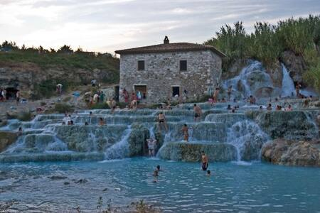 Residens le Sorgenti - Saturnia - Byt