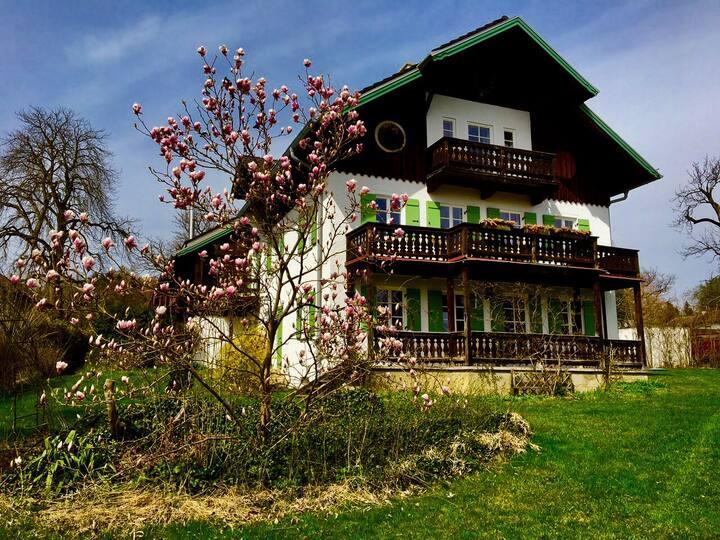 Ferienwohnung Knittlhof mit Loggia