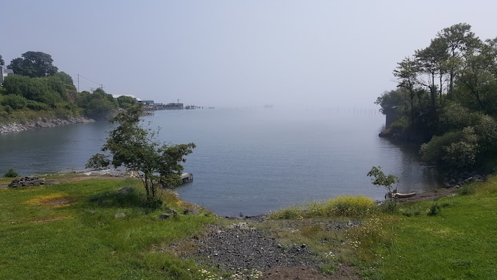 """Eastport Home with a view """"The Cove"""""""