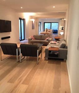 Contemporary loft & outdoor space 10 mn from Paris - Levallois-Perret - Loft