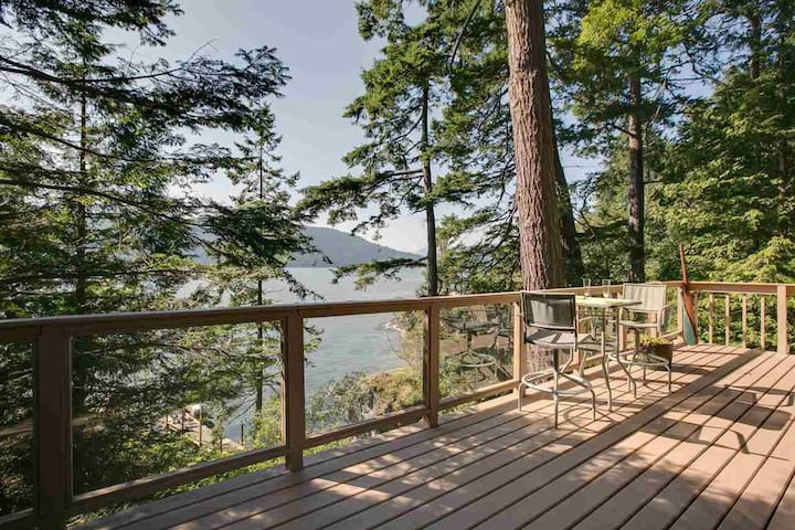 Serene private island property - Vancouver - Ev