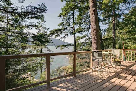 Serene private island property - Vancouver