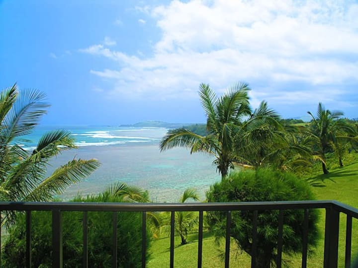 Sealodge E7-Sunrise and sunset views! Immaculate, with cozy, bright decor