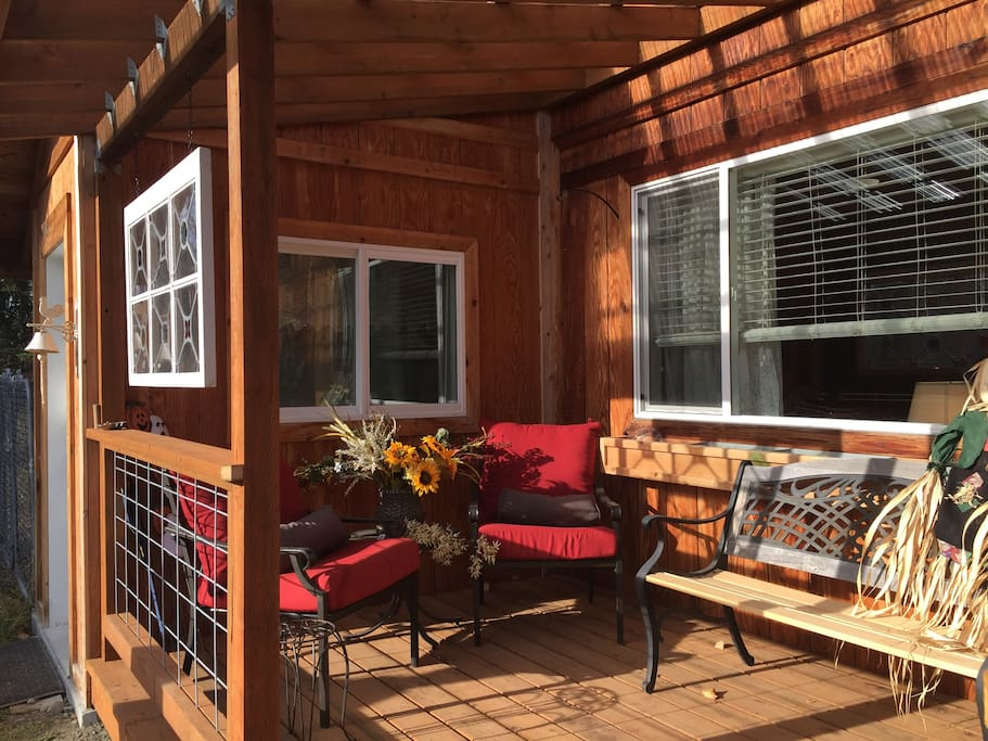 Southern Bluff Cottage in Soldotna
