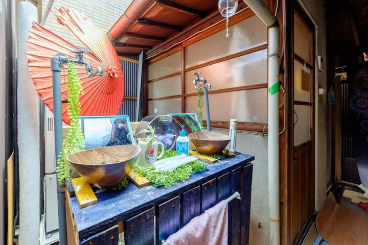 Close Kyoto Sta.  Max 14PEOPLE(all reserved)! - Kyōto-shi - Haus