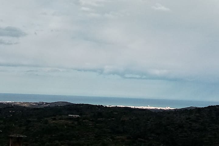 Un lugar donde desconectar entre Mar y Montaña