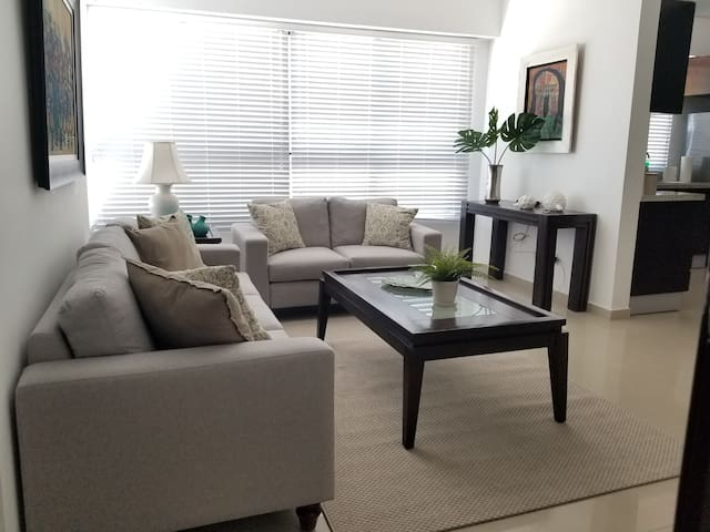 COZY AND BEAUTIFUL 1BR APT IN DOWNTOWN