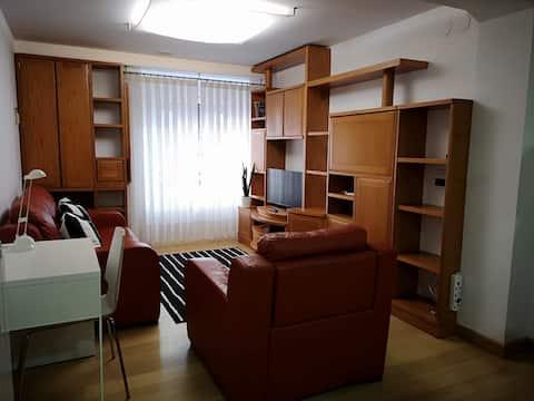 Apartamento en el centro de Vitoria EVI0088