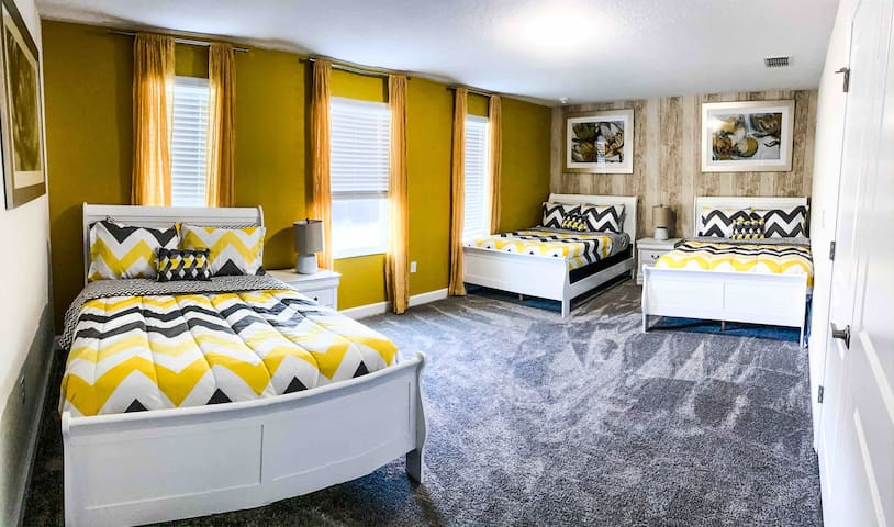 BIG COZY Room Near Disney, Outlet and Store #3