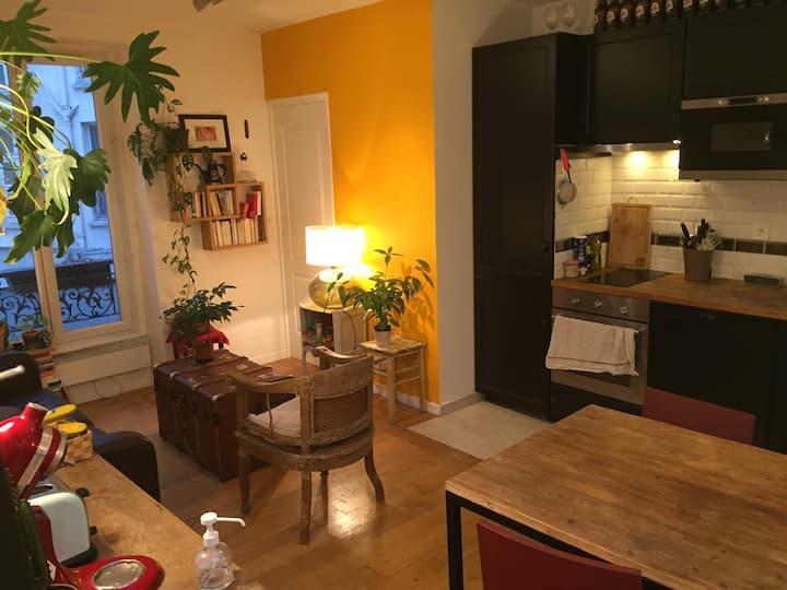 """Appartement """"jardin des plantes"""" - Paris 5 ème"""