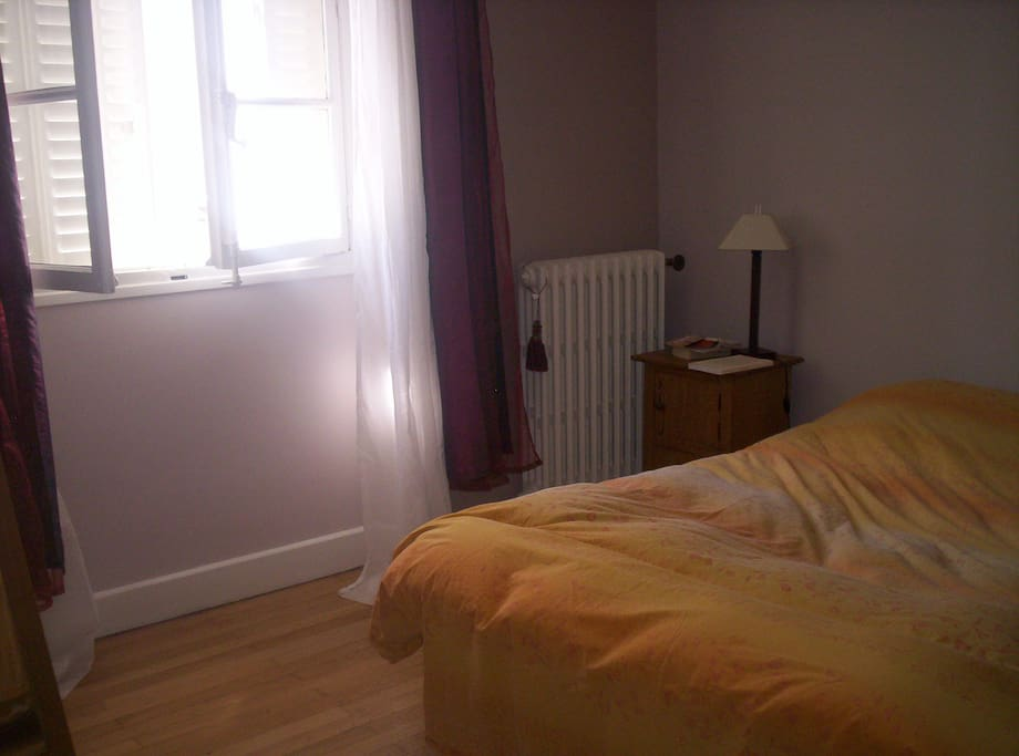 Chambre de 16 m2