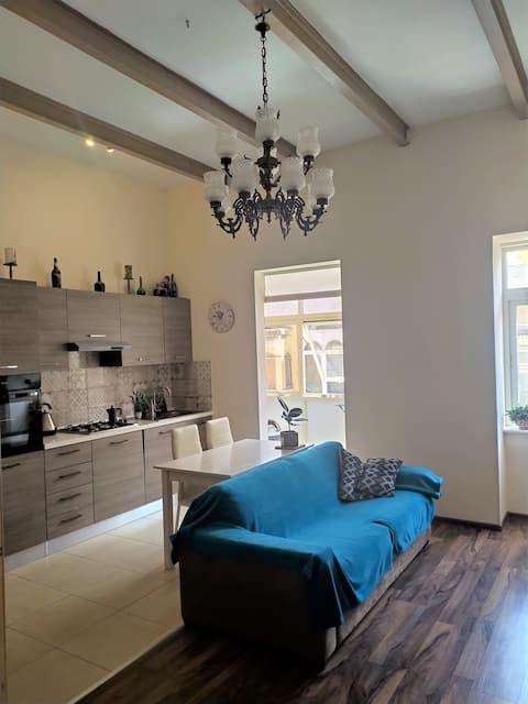 Modern stylish flat near Valletta and Sliema!