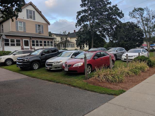 Parking for Patriots Games & Concerts