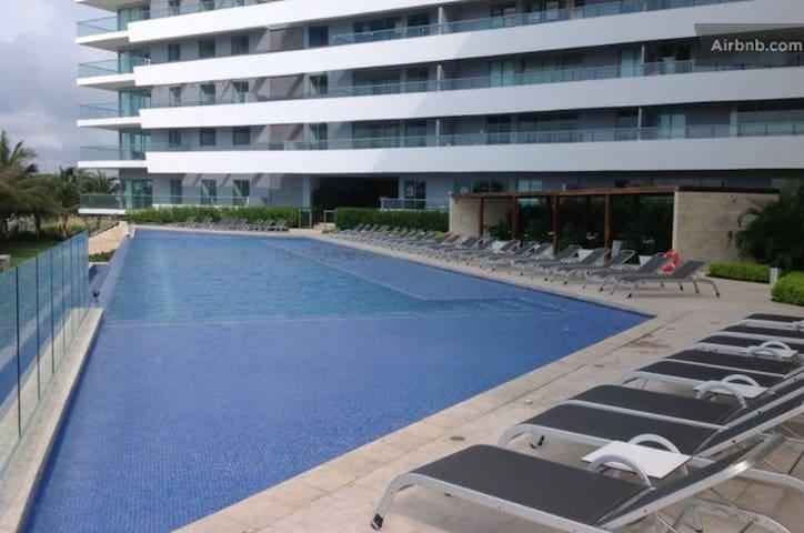 1 ALCOBA CERCA AL AEROPUERTO - Cartagena - Apartamento