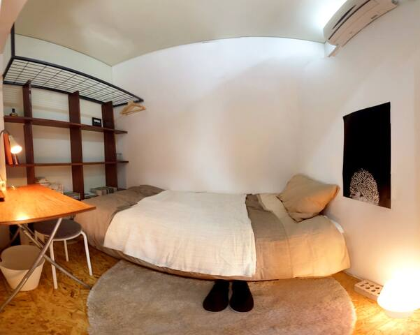 Savvy private Room near SNU! - 관악구 - Flat