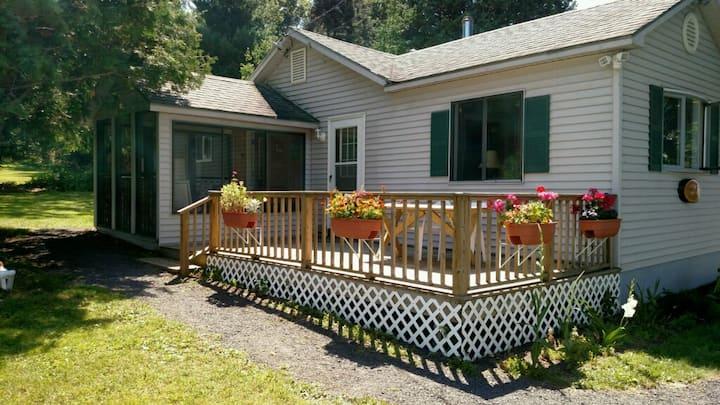 Lake Champlain Cottage