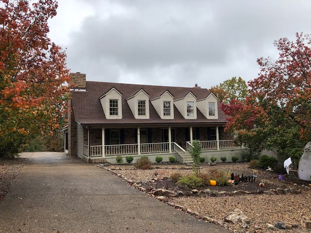 Sweet Secluded Suite  In Hot Springs Village, Ar