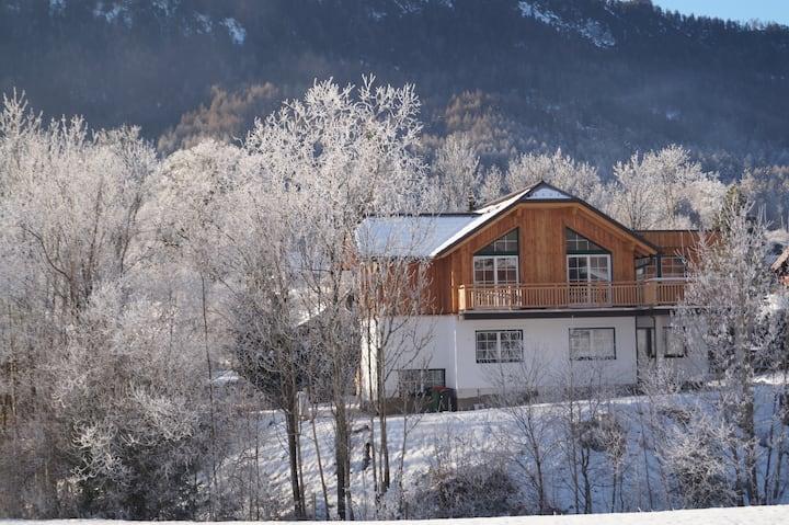 Villa Birgitta - Dein Zuhause im Gröbmingerland