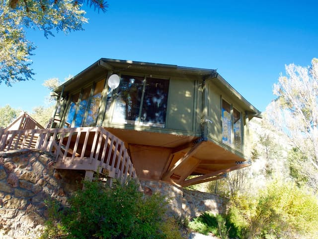 Treehouse Hot Springs