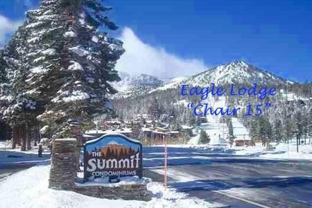 Perfect Retreat & Walk to Eagle Lodge!