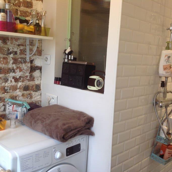 Salle de bain / douche italienne