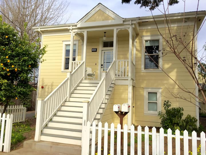Downtown Napa Victorian Farmhouse (VR16-0031)