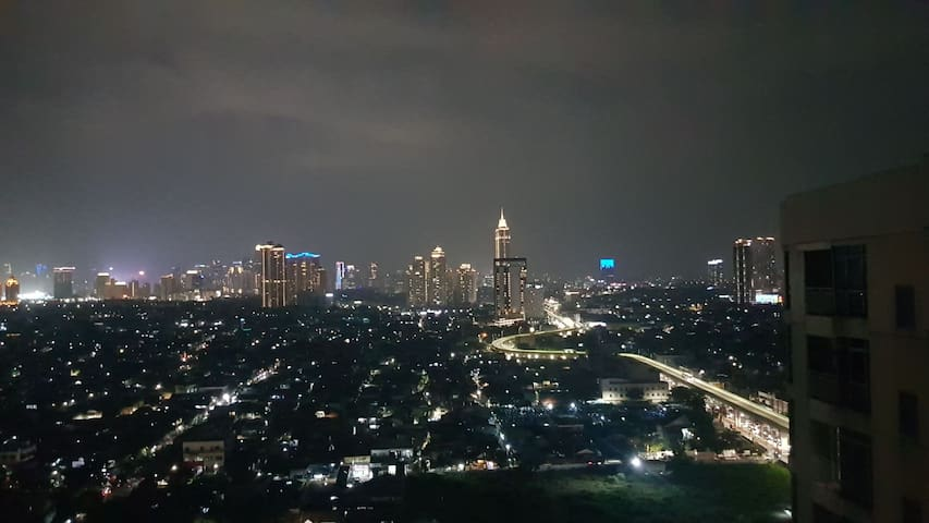 best jkt view. pakubuwono trc 29th fl wood parquet